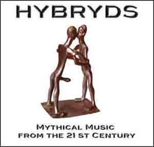 Cover - Hybryds: Mythical Music From The 21st Century