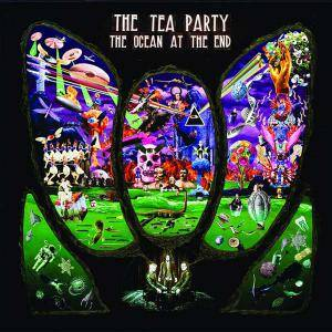 The Tea Party: Ocean At The End, The - Cover