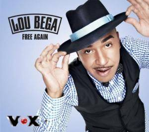 Cover - Lou Bega: Free Again