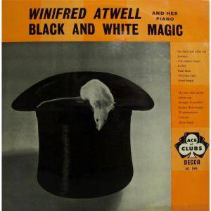 Cover - Winifred Atwell: Black And White Magic