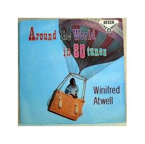 Cover - Winifred Atwell: Around The World In 80 Tunes
