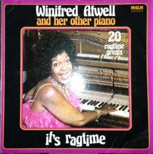 Cover - Winifred Atwell: It's Ragtime