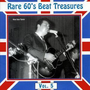 Cover - Andy Cavell: Rare 60's Beat Treasures Vol. 5