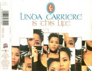 Cover - Linda Carriere: Is This Life