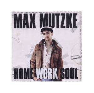 Cover - Max Mutzke: Home Work Soul