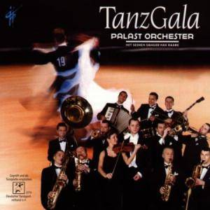 Cover - Max Raabe & Palast Orchester: Tanz Gala