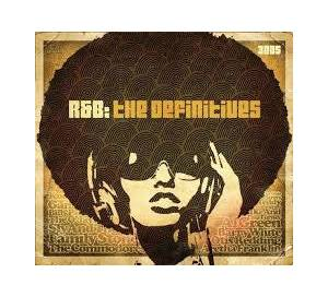 Cover - Tommie Young: R&B: The Definitives