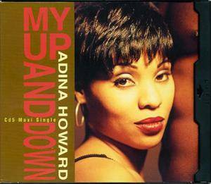 Cover - Adina Howard: My Up And Down