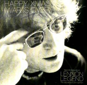John & Yoko / Plastic Ono Band: Happy Xmas (War Is Over) (Promo-Single-CD) - Bild 1