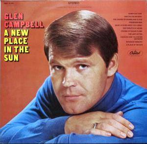 Cover - Glen Campbell: New Place In The Sun, A