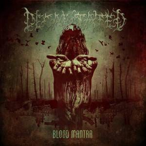 Decapitated: Blood Mantra - Cover
