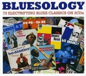 Cover - Robert Lockwood Jr.: Bluesology: 75 Electrifying Classics On 3 Cds