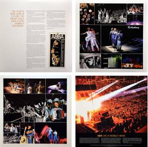 ABBA: Live At Wembley Arena (3-LP) - Bild 9