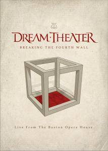 Dream Theater: Breaking The Fourth Wall - Live From The Boston Opera House - Cover