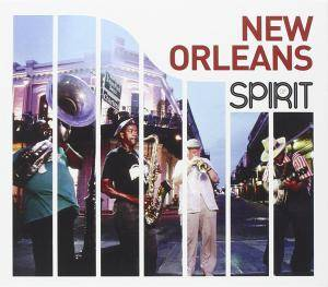 Cover - Johnny Dodds And His Orchestra: Spirit Of: New Orleans