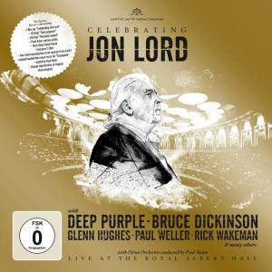 Celebrating Jon Lord - Cover