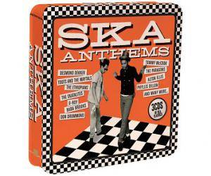 Cover - Ansell Collins: Ska Anthems