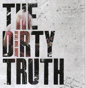 Cover - Joanne Shaw Taylor: Dirty Truth, The