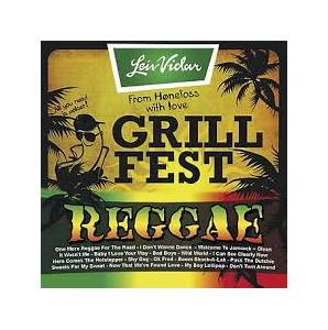 Cover - Tony Tribe: Grillfest Reggae