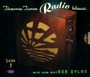 Theme Time Radio Hour With Your Host Bob Dylan - Season 2 - Cover