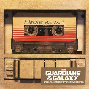 Guardians Of The Galaxy Awesome Mix Vol. 1 - Cover