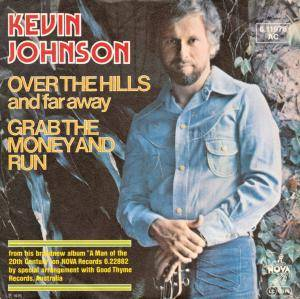 Cover - Kevin Johnson: Over The Hills And Far Away