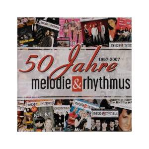 Cover - Perl: 50 Jahre Melodie & Rhythmus