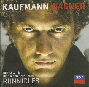 Richard Wagner: Kaufmann Wagner - Cover