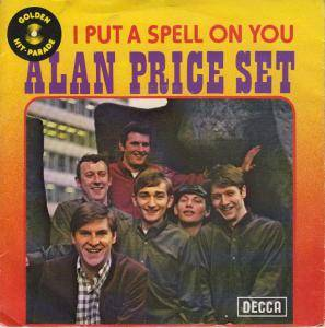 Cover - Alan Price Set, The: I Put A Spell On You