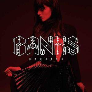 Banks: Goddess - Cover