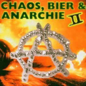 Cover - S.i.K.: Chaos, Bier & Anarchie 2