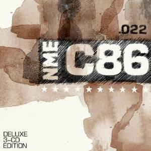 NME C86 Deluxed 3-CD Edition - Cover