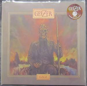 Geezer: Gage - Cover