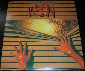 Cover - Spike: WEBN Album Project Five