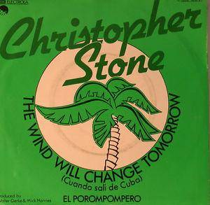 Cover - Christopher Stone: Wind Will Change Tomorrow, The