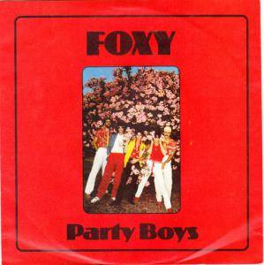 Cover - Foxy: Party Boys