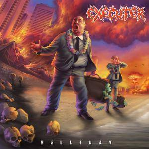 Cover - Executer: Helliday