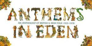 Cover - Bill Fay: Anthems In Eden - An Anthology Of British & Irish Folk 1955-1978