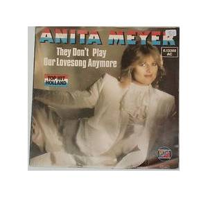 Cover - Anita Meyer: They Don't Play Our Lovesong Anymore