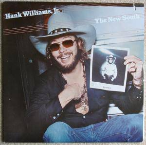 Cover - Hank Williams Jr.: New South, The