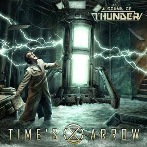 Cover - A Sound Of Thunder: Time's Arrow