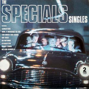 The Specials: Singles - Cover
