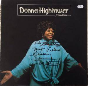 Cover - Donna Hightower: Prima Donna