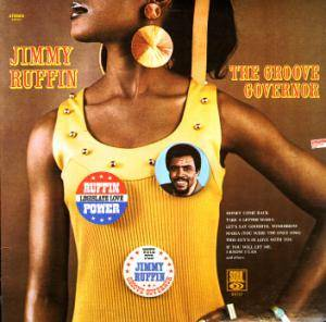 Cover - Jimmy Ruffin: Groove Governor, The