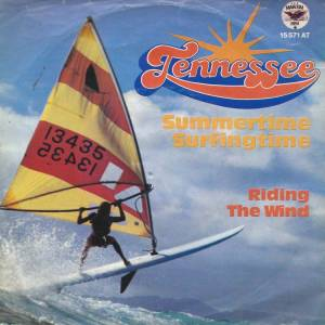 Cover - Tennessee: Summertime Surfingtime
