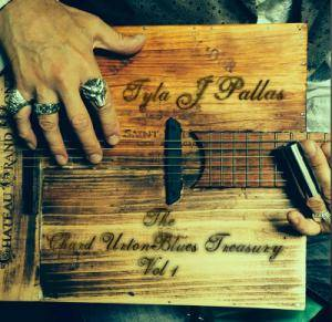 Cover - Tyla J. Pallas: Chard Urton Blues Treasury Vol 1, The