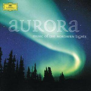 Cover - Lars-Erik Larsson: Aurora - Music Of The Nothern Lights