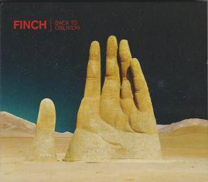 Cover - Finch: Back To Oblivion