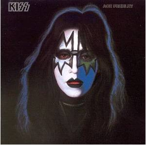 Ace Frehley: Ace Frehley - Cover