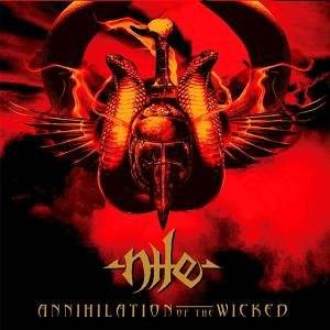 Cover - Nile: Annihilation Of The Wicked